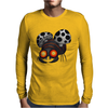 Buuu Moonlight Monster seta Mens Long Sleeve T-Shirt