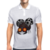 Buuu Moonlight Monster seta Mens Polo