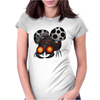 Buuu Moonlight Monster seta Womens Fitted T-Shirt