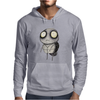 Buuu Moonlight Monster tortuguita Mens Hoodie