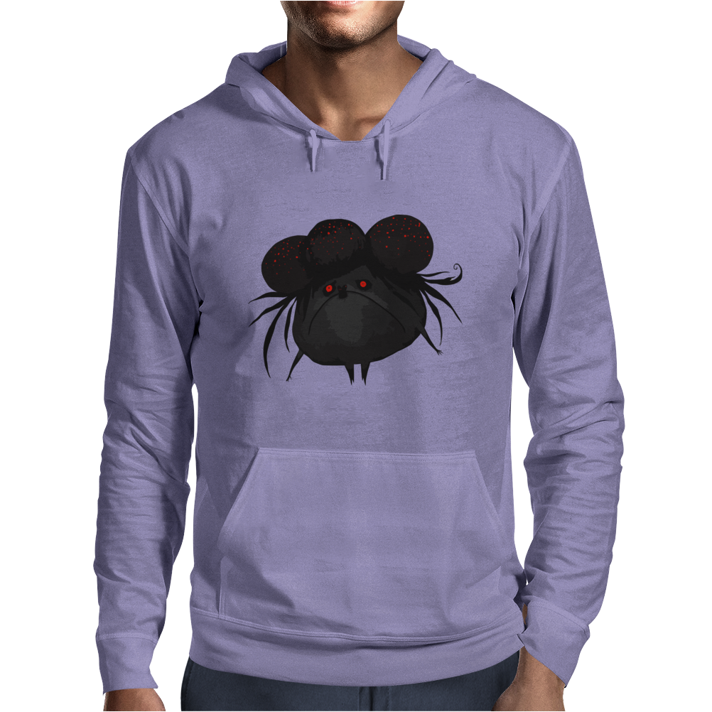 Buuu Moonlight Monster trufo Mens Hoodie
