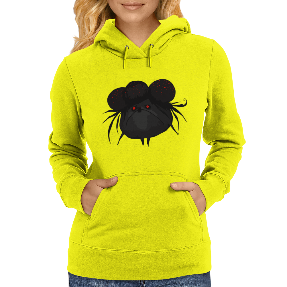 Buuu Moonlight Monster trufo Womens Hoodie