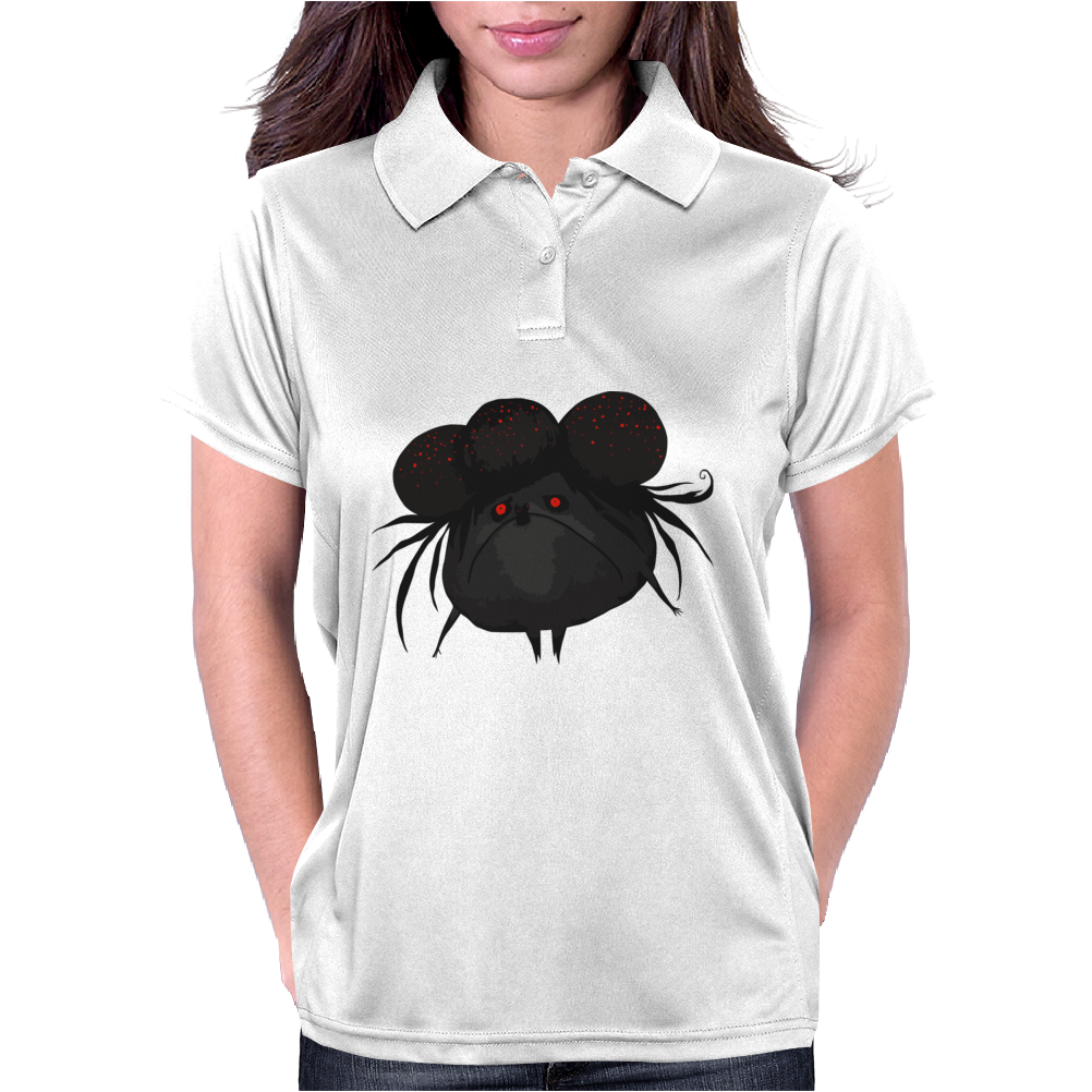 Buuu Moonlight Monster trufo Womens Polo