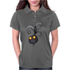 Buuu Moonlight Monster Womens Polo