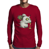 Buuu Moonlight Raton Zomby Mens Long Sleeve T-Shirt