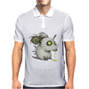 Buuu Moonlight Raton Zomby Mens Polo