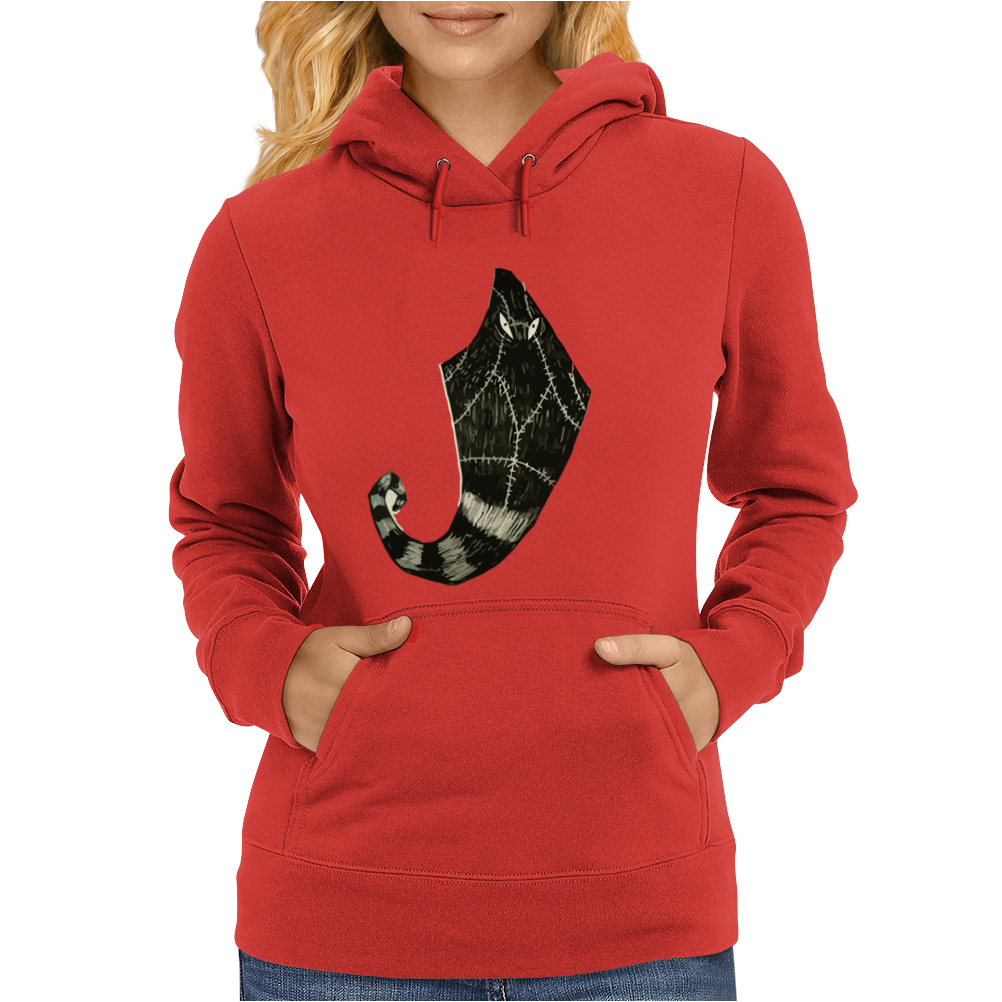 Buuu Moonlight  Sanguijuela Womens Hoodie