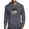 Buuu Moonlight Turtle Mens Hoodie