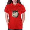 Buuu Moonlight Turtle Womens Polo