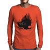 Buuuu Moonlight Herizo Malo Mens Long Sleeve T-Shirt
