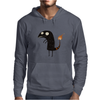 Buuuu Moonlight Monster colita Mens Hoodie