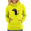 Buuuu Moonlight Monster colita Womens Hoodie