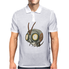 Buuuu Moonlight Monster Cucaracho Mens Polo