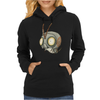 Buuuu Moonlight Monster Cucaracho Womens Hoodie