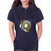 Buuuu Moonlight Monster Cucaracho Womens Polo