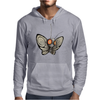 Buuuu Moonlight Monster Polilla Mens Hoodie