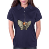 Buuuu Moonlight Monster Polilla Womens Polo