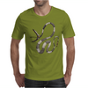 Buuuu Moonlight snake Mens T-Shirt