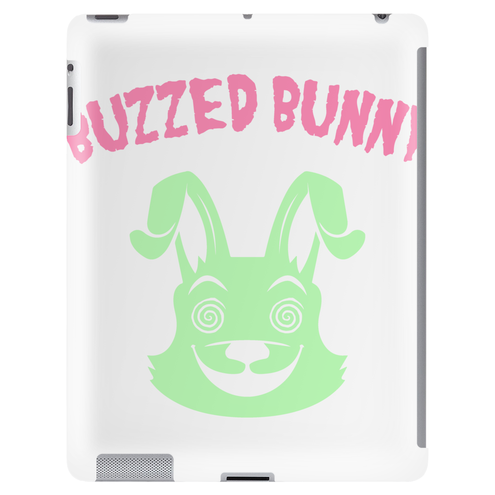 Buzzed Bunny Tablet (vertical)