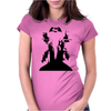 bvs Womens Fitted T-Shirt