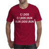 C Dos Run Mens T-Shirt
