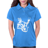 C3PO Guitar Womens Polo