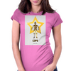 C3PO Womens Fitted T-Shirt