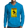 Cactus Jack Mick Foley Yellow Poster Mens Hoodie