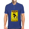 Cactus Jack Mick Foley Yellow Poster Mens Polo