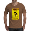 Cactus Jack Mick Foley Yellow Poster Mens T-Shirt