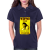 Cactus Jack Mick Foley Yellow Poster Womens Polo