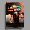 Cafe Wha, Greenwich Village, NYC Poster Print (Portrait)