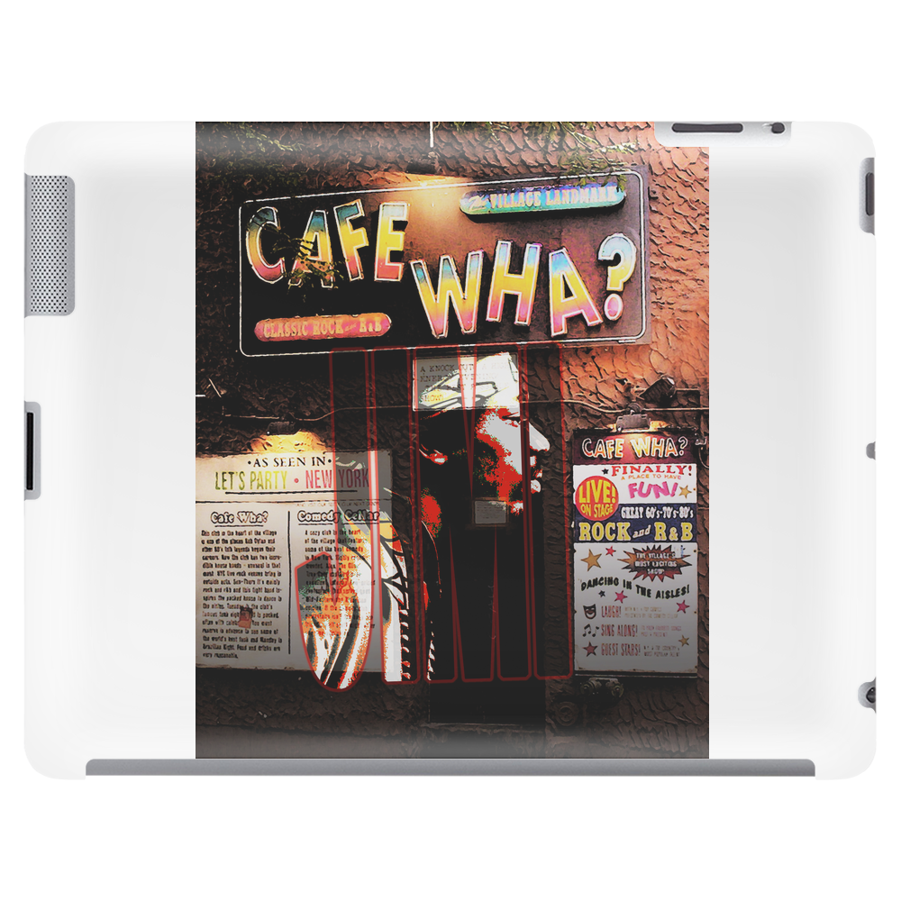 Cafe Wha, Greenwich Village, NYC Tablet