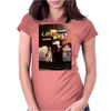 Cafe Wha, Greenwich Village, NYC Womens Fitted T-Shirt