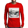 Cafe_Racer_Motorbike Mens Long Sleeve T-Shirt