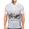 Cafe_Racer_Motorbike Mens Polo