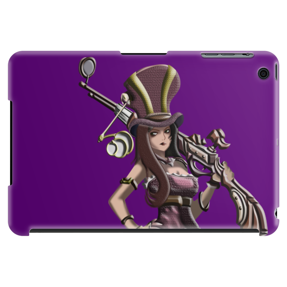 Caitlyn (league of legends) Tablet (horizontal)