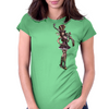 Caitlyn (league of legends) Womens Fitted T-Shirt