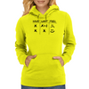 Calculating Happiness Womens Hoodie