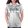 Calculating Happiness Womens Polo