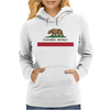 CALIFORNIA REPUBLIC FLAG Womens Hoodie
