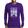 California Republic Mens Long Sleeve T-Shirt