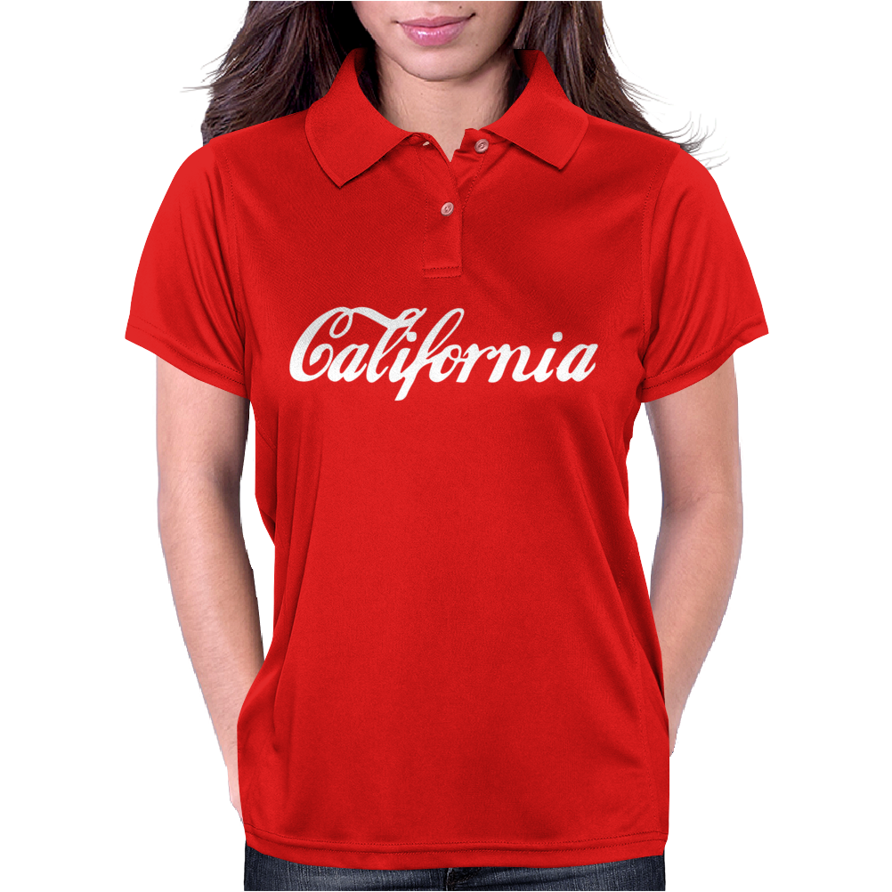 CALIFORNIA Womens Polo