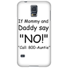 CALL 800-AUNTIE Phone Case