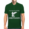 Call Me Nighthawk Step Brothers Mens Polo