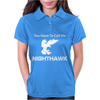 Call Me Nighthawk Step Brothers Womens Polo