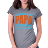 Call Me Papa Womens Fitted T-Shirt