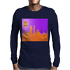 Calling Purange Mens Long Sleeve T-Shirt