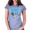 Cam Newton 'Dab On Em' Carolina Panthers Womens Fitted T-Shirt