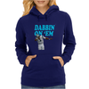 Cam Newton 'Dab On Em' Carolina Panthers Womens Hoodie
